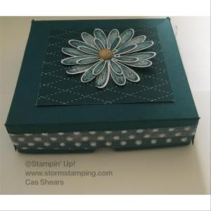 Daisylane pizza box