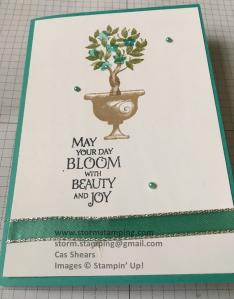 Beauty & Joy Card