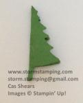 hanging christmas tree step 3
