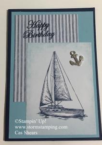 memories & More boat birthday